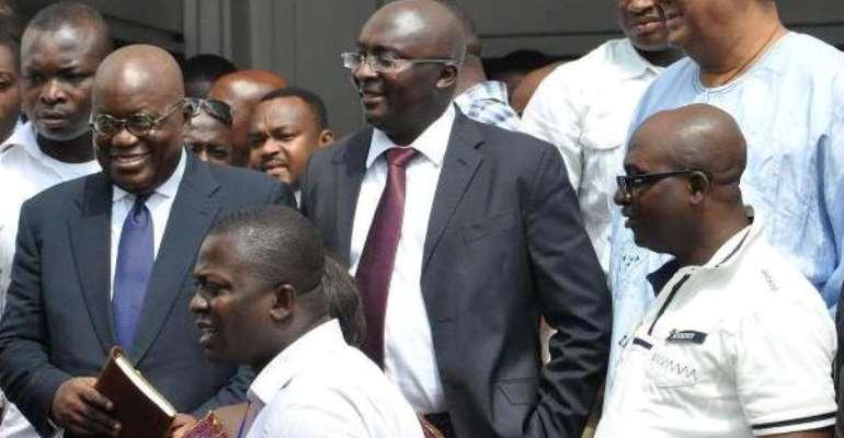 SK Boafo Calls For Calm In NPP